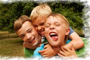 Charaktere im Kindergottesdienst