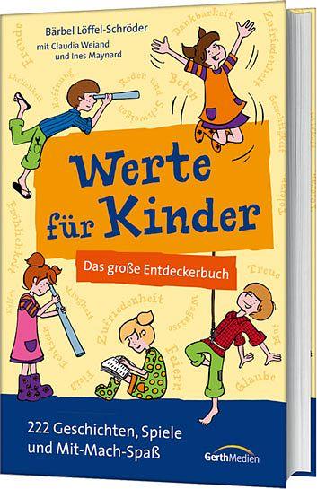 Werte für Kinder Buchvorstellung Kindergottesdienst
