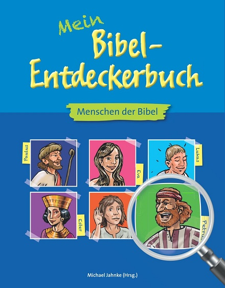 Lexikon Kinderbibel