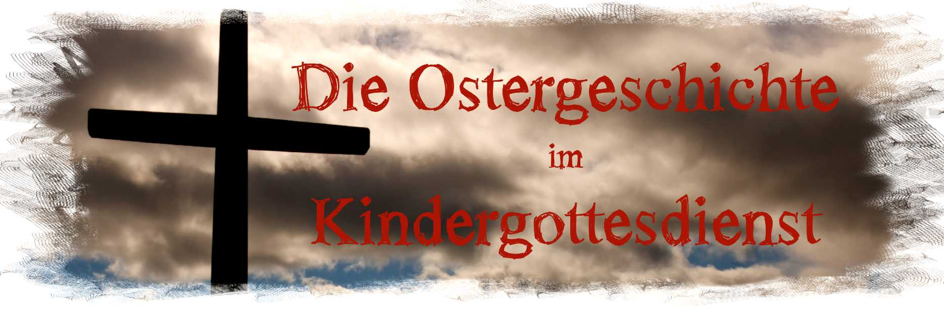Ostergeschichte im Kindergottesdienst