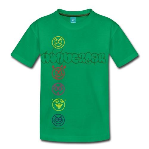 wunderbar shirt für kids